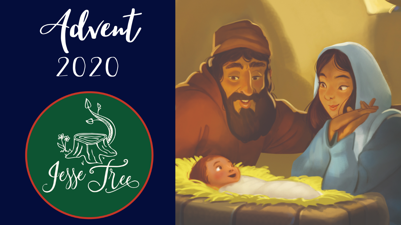 Advent theme image for Jesse Tree